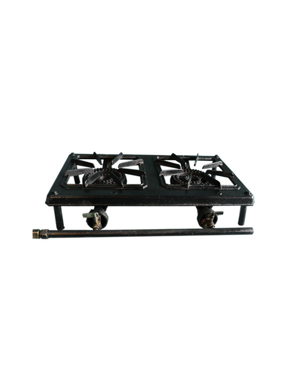 Propane Two Burner Table Top Stove Cooking Equipment