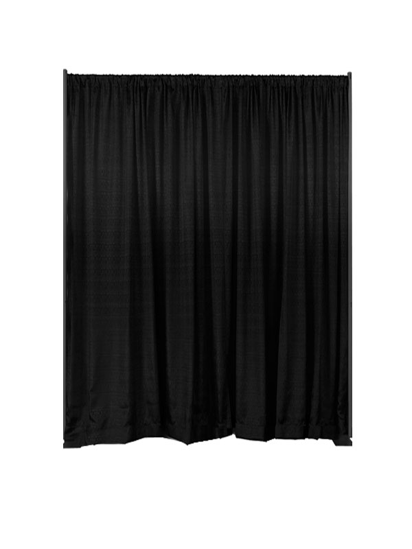 black fabric sheer pipe and drape tall online drapes p foot white voile