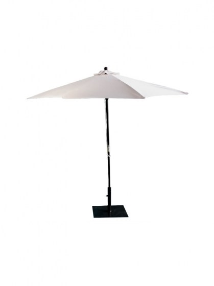 9foot_Ivory_market_umbrella_with_base
